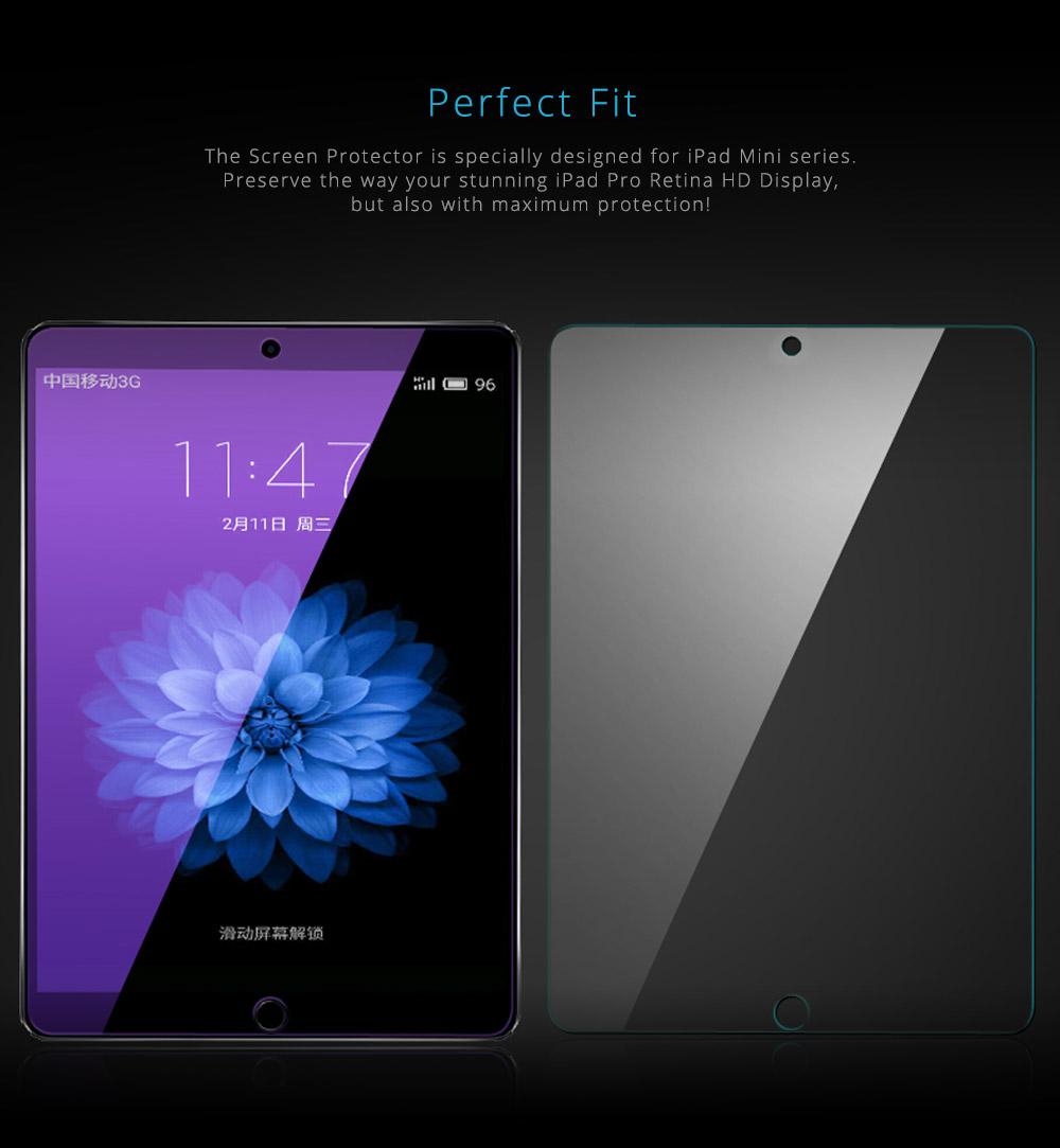 Screen Protector for iPad Mini 1/2/3, iPad Mini 4 Protective Screen 7.9 inch 7