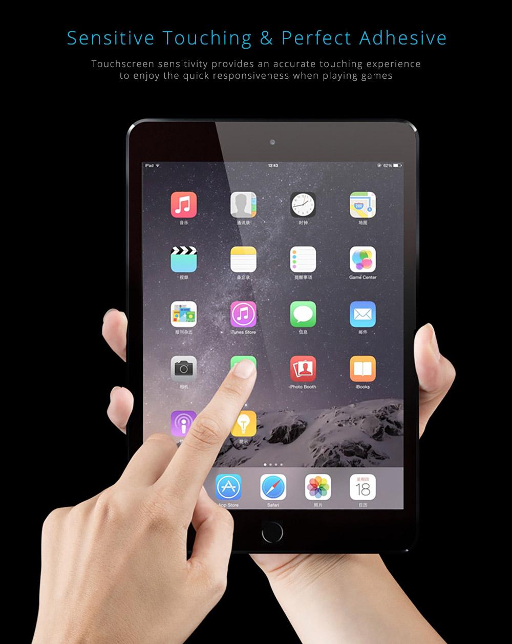 Screen Protector for iPad Mini 1/2/3, iPad Mini 4 Protective Screen 7.9 inch 10