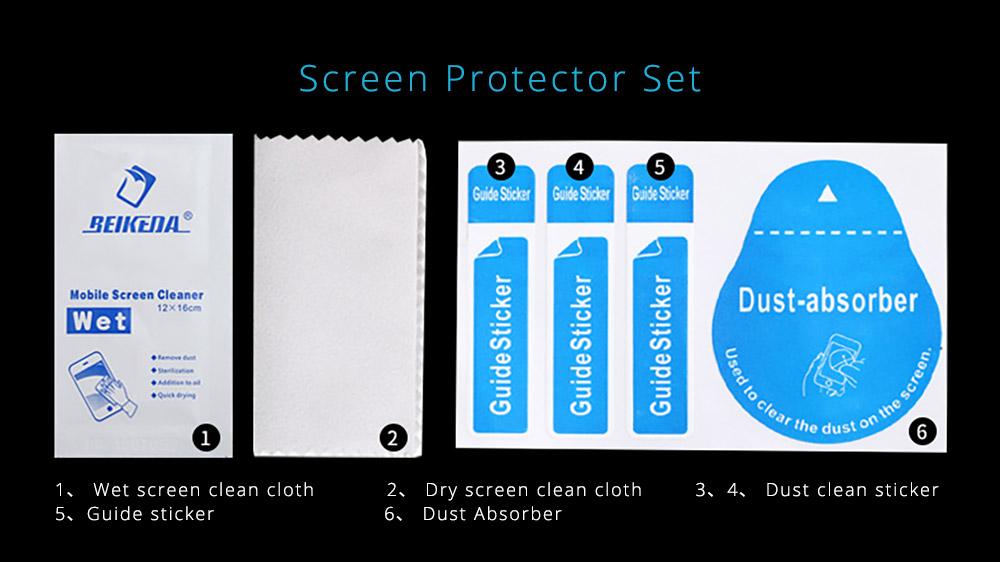Screen Protector for iPad Mini 1/2/3, iPad Mini 4 Protective Screen 7.9 inch 17