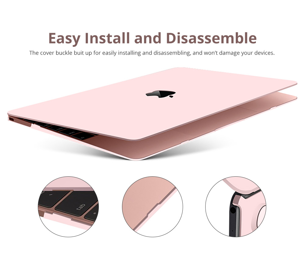 Laptop Accessories Ultra-thin Laptop Cases, Premium Hard Shell Protective Cover for 11-15 inch Macbook and More Laptops 9