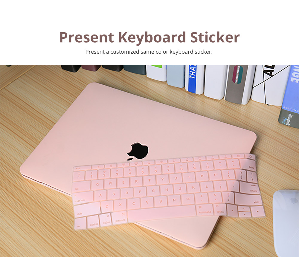 Laptop Accessories Ultra-thin Laptop Cases, Premium Hard Shell Protective Cover for 11-15 inch Macbook and More Laptops 17