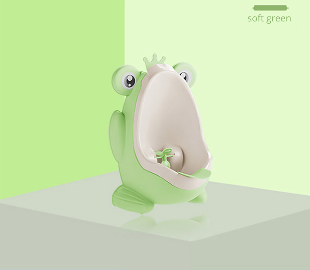 2 in 1 Unique Frog Toilet Trainer Boys Toilet Triaining Standup Potty Boys Mini Hanging Closestool Potty Training 15