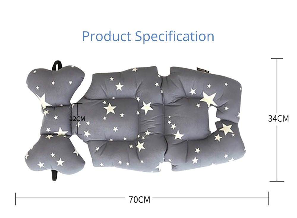 Baby Carriages Cotton Cushion, Stroller Accessories Baby Stroller Cotton Pad Universal Baby Stroller Cotton Protector Mat 14