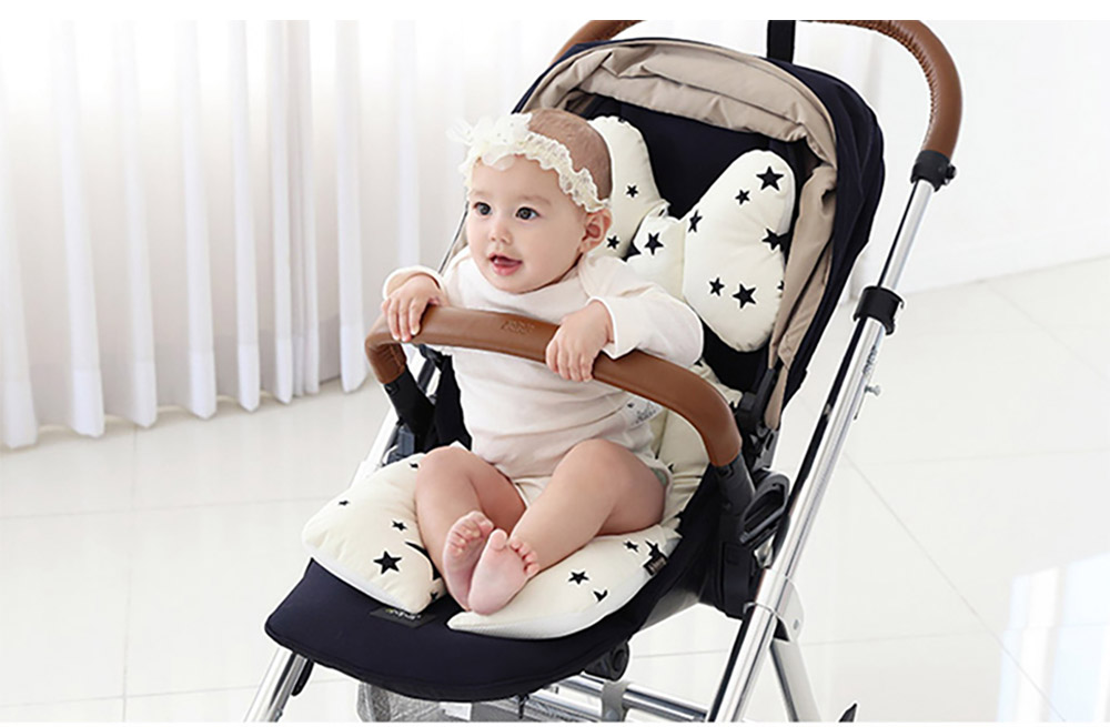 Baby Carriages Cotton Cushion, Stroller Accessories Baby Stroller Cotton Pad Universal Baby Stroller Cotton Protector Mat 17