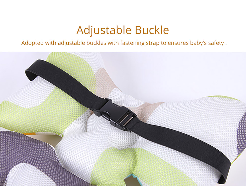 Baby Carriages Cotton Cushion, Baby Stroller Soft Pad Universal Baby Stroller Comfortable Protector Mat, Stroller Accessories Sleeping Cotton Mat 9