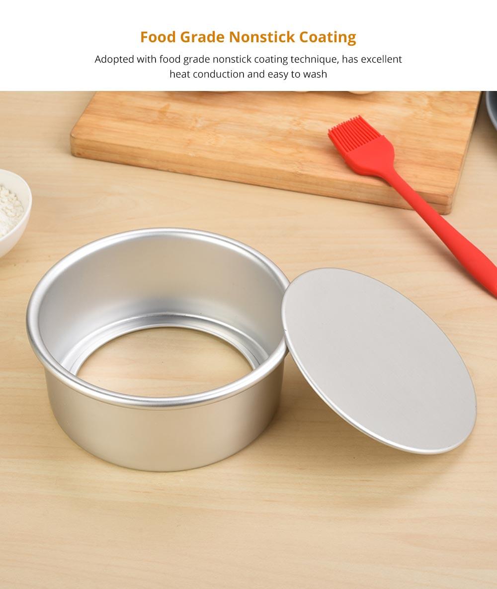 Premium Nonstick Bakeware Set 7 Pieces, Food Grade Dishwasher Safe Carbon Steel Kitchen Baking Pans Household Essential 8