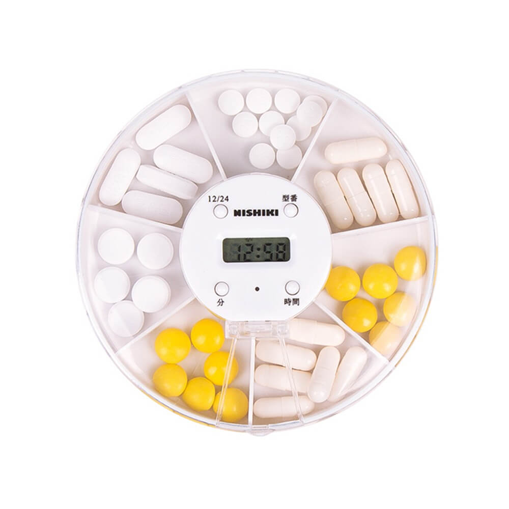 Automatic Pill Dispensers