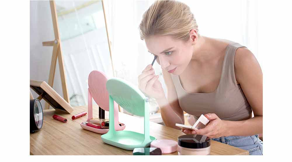 Makeup LED Mirror - Smart Touch Mirror with Lights For Vanity 3