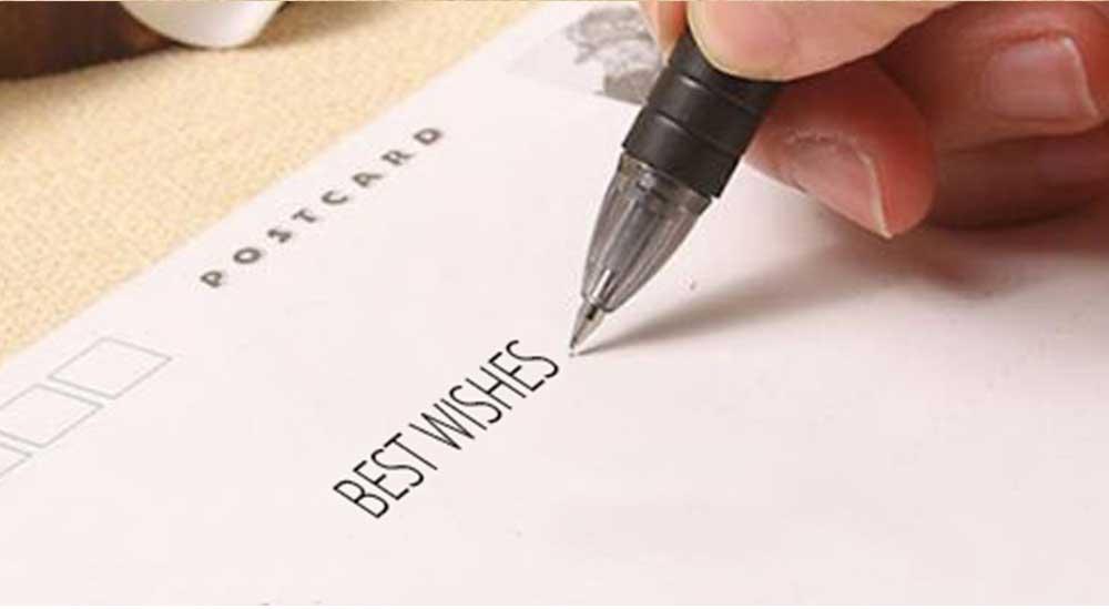 Neutral Pen - Black Mature Business Gel Pen, Office Signature Student Write, 0.5mm 7