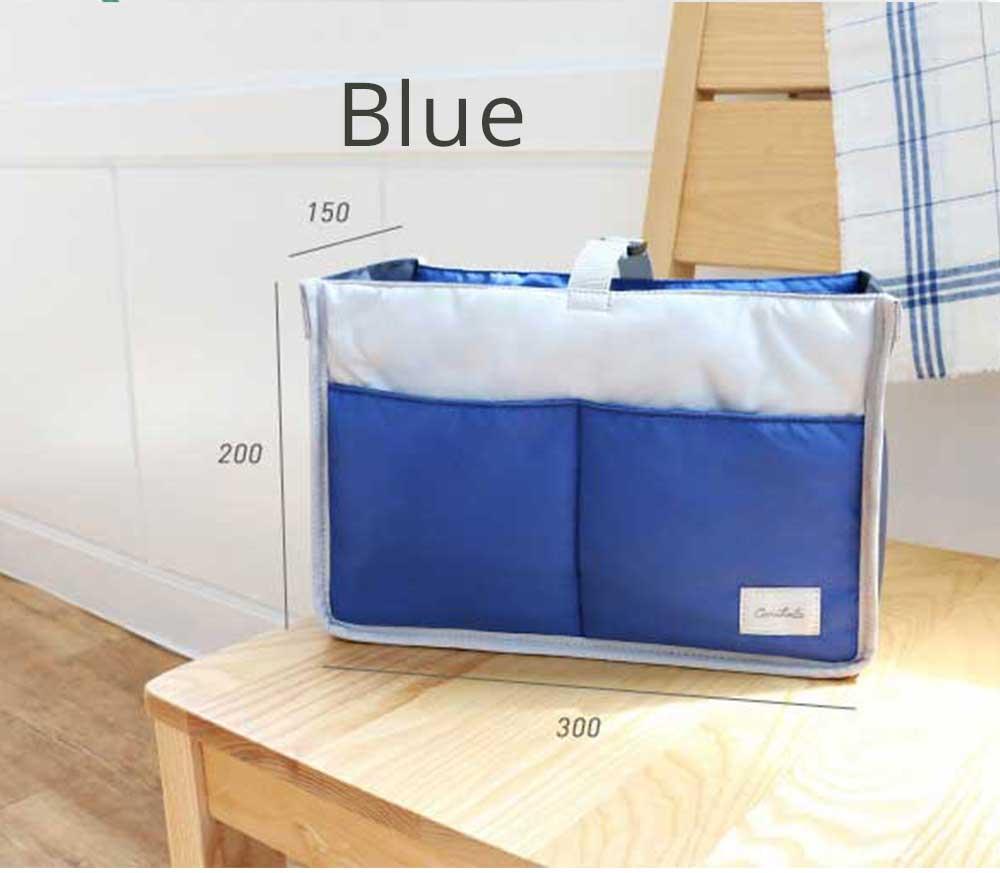 Mom's Stroller Bags, Waterproof Hanging Carriage Pram Buggy Trolley Bottle Pack 12