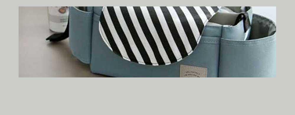 Stroller Organiser Bag Phone Pram Stroller Bag Buggy Storage Pushchair Bag Organizer Bottle Cup Pouch Holder Handbag 7