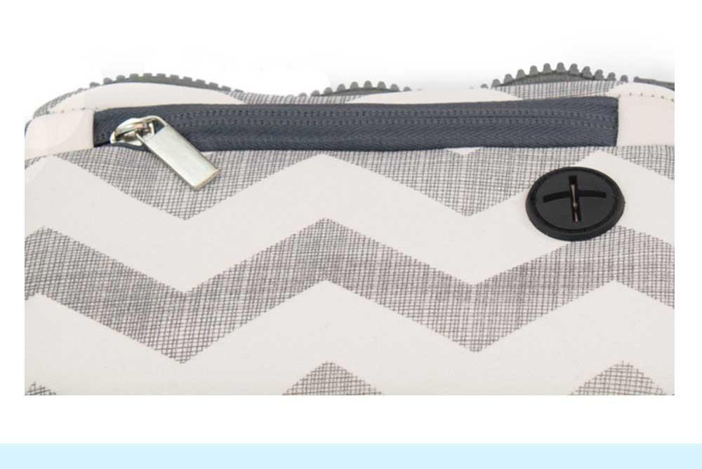 Stroller Bag Holder - Waterproof Keep Warm Stroller Bag Cup Holder with Phone Pram 9