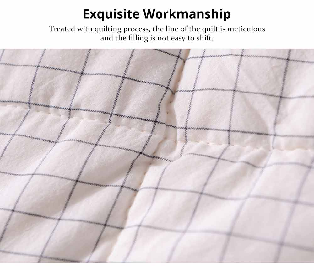 Washable Quilt - Thickened Cotton Bed Sheet Single Double King Size 3