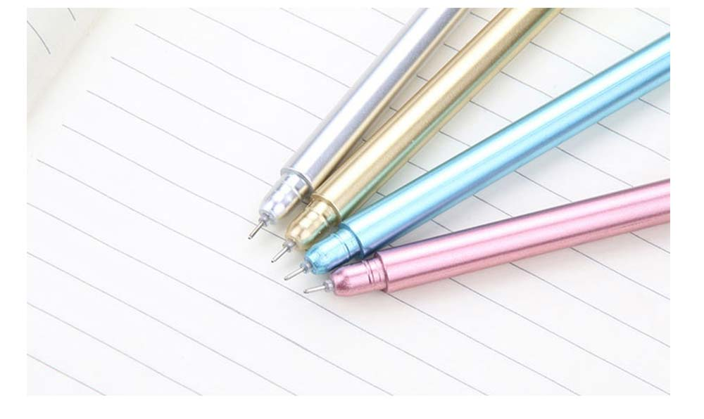 Chic Pen - Vintage Key Shape 0.38 mm Gel Ink Pen 7