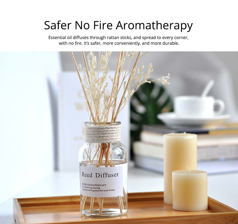 Primary Perfume Color Rattan Limonium Statice Essential Oil No Fire Aroma Volatile Aromatic Fragrance Aromatherapy 100ml 4