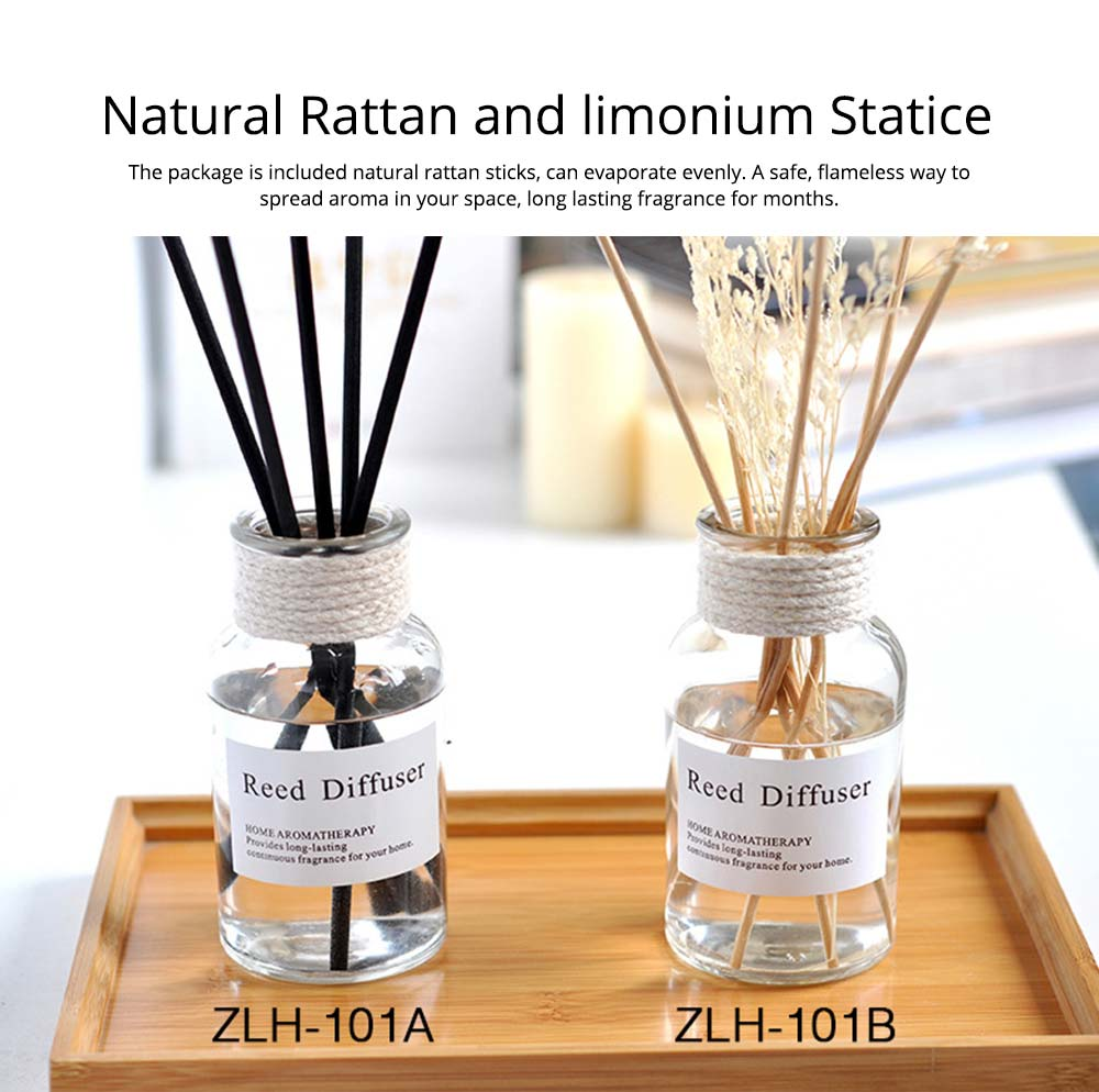 Primary Perfume Color Rattan Limonium Statice Essential Oil No Fire Aroma Volatile Aromatic Fragrance Aromatherapy 100ml 1