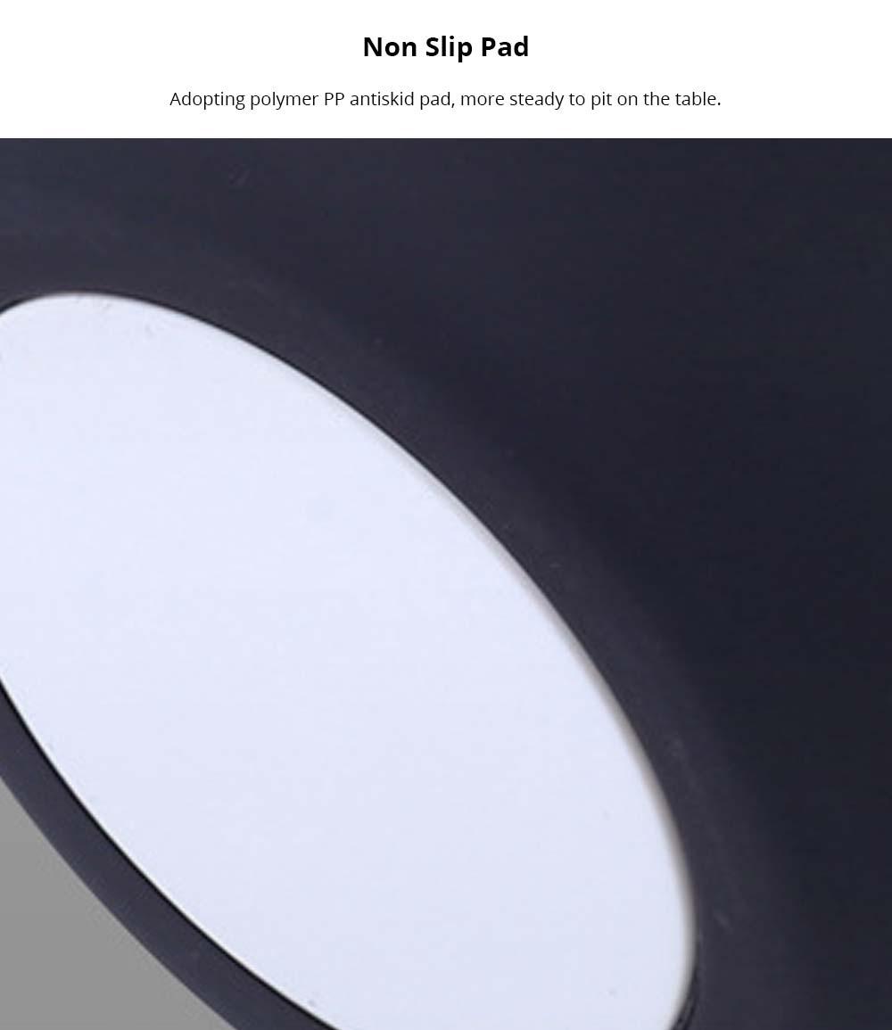 Mini Air Humidifier for Home Bedroom Office, Durable 3 In 1 Battery Mushroom Desktop Ultrasonic Aroma Diffuser 5