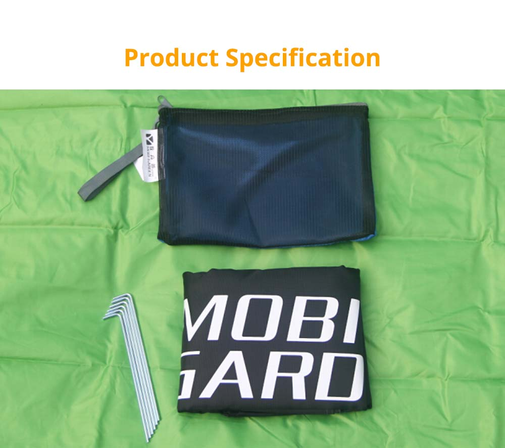 Sand Proof Beach Mat, Universal Flodable Waterproof Outdoors Beach Mat for Camping Picnic Hiking 10