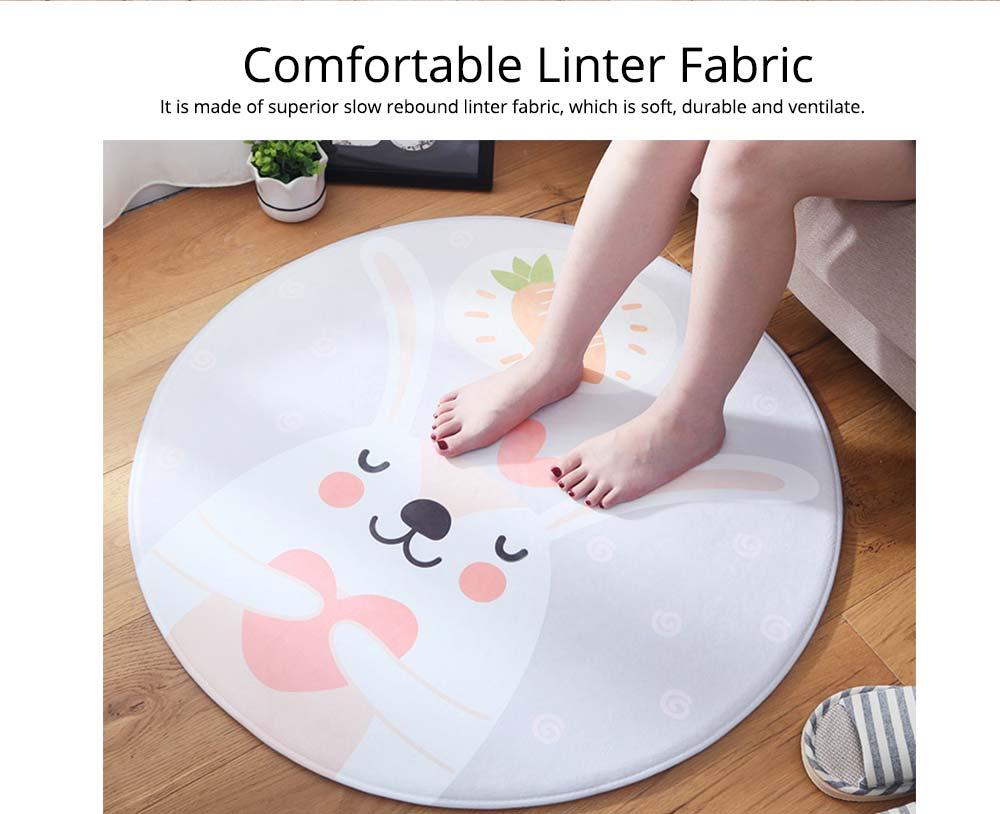 Chenille Carpet Fluffy Rugs, Baby Play Floor Mat, Non-slip Rugs for Living Room, Bedroom 7