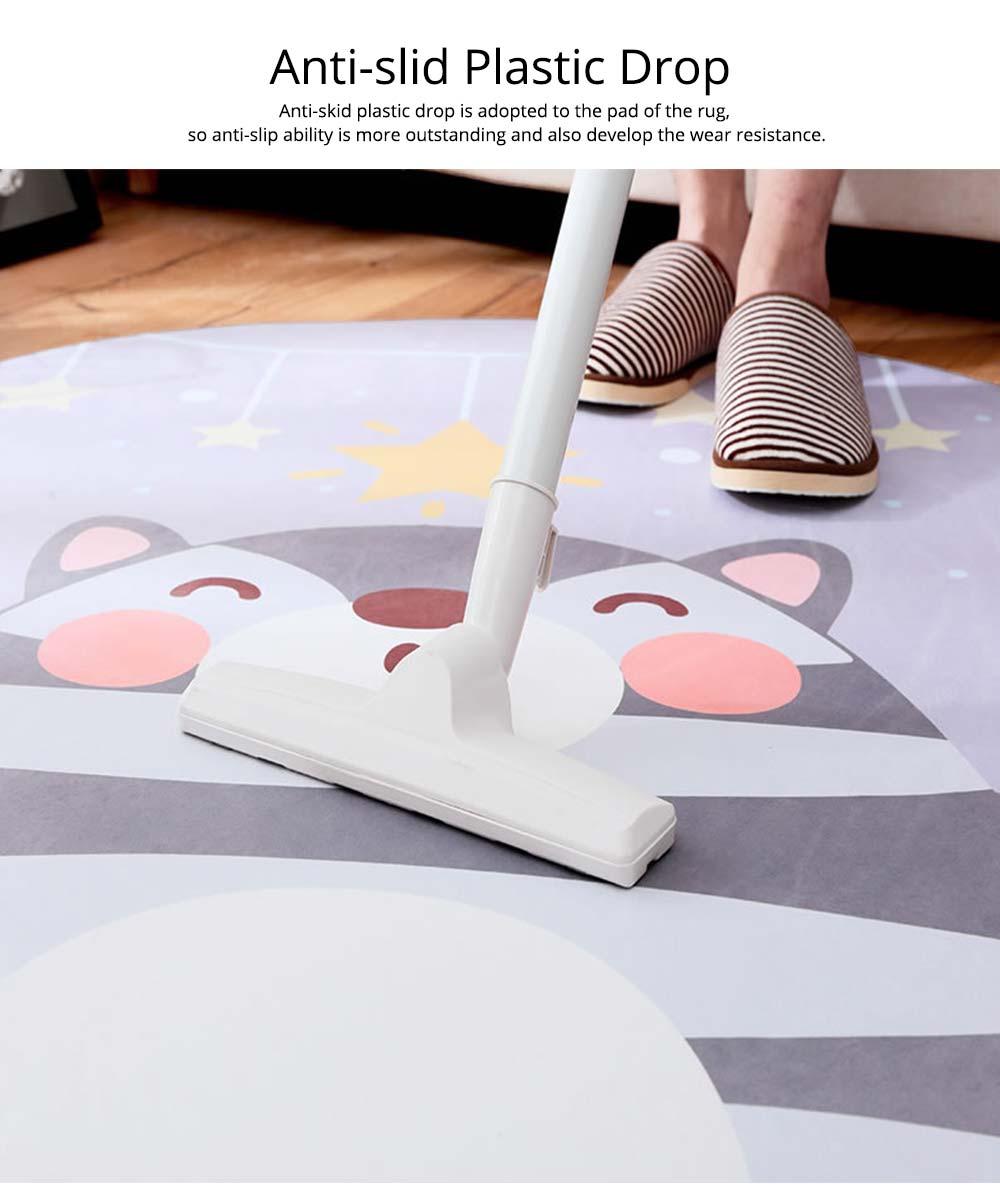 Chenille Carpet Fluffy Rugs, Baby Play Floor Mat, Non-slip Rugs for Living Room, Bedroom 9