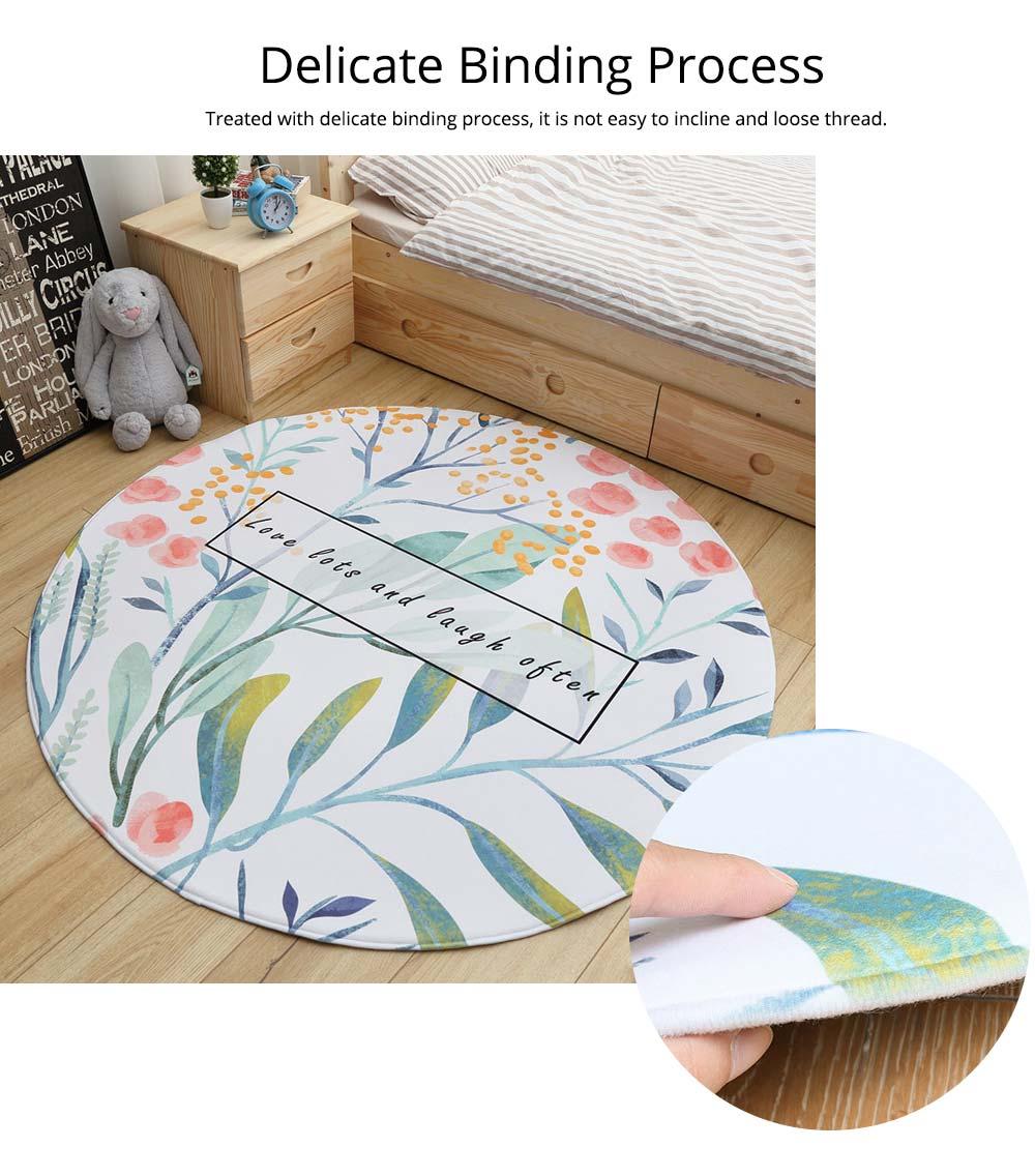 Chenille Carpet Fluffy Rugs, Baby Play Floor Mat, Non-slip Rugs for Living Room, Bedroom 11