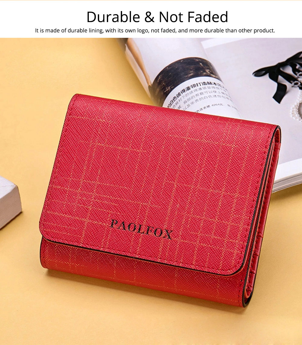 Women's Long Clutch for Shopping Dating Party, Korean Large Capacity Female Purse, Vegetable Tanned Cowhide Clutch  1