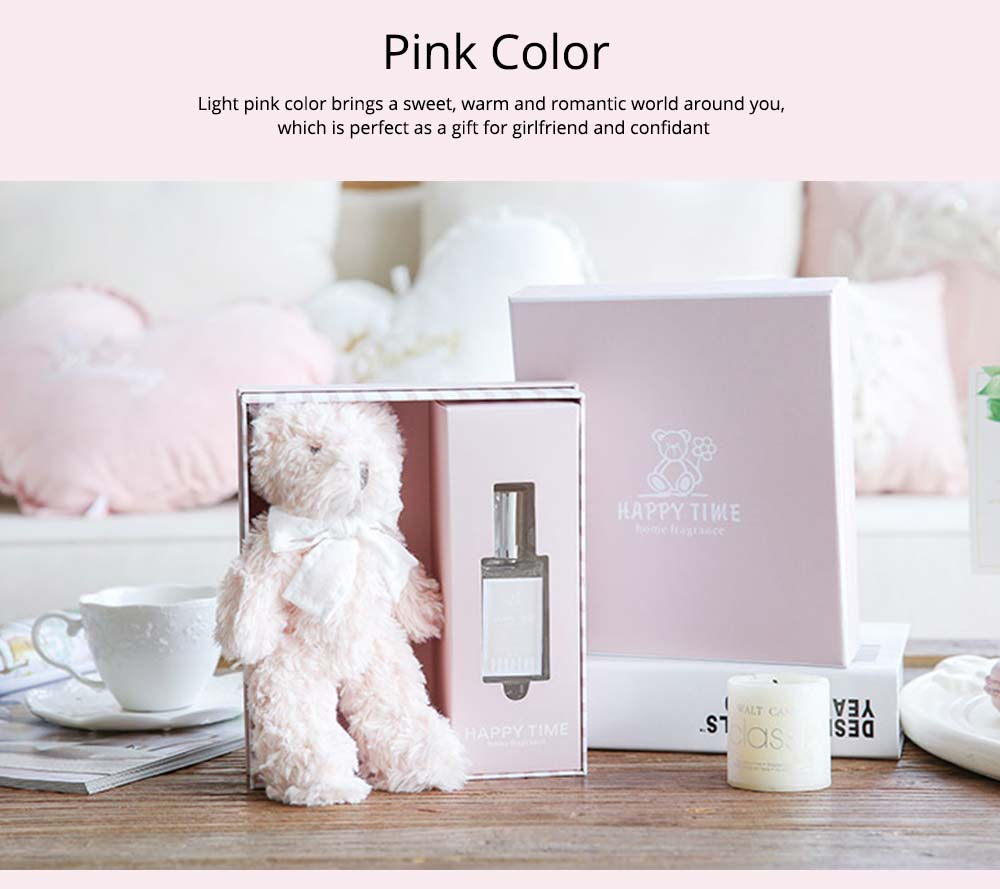 Romantic Gift Fragrance Anna Bear Baby for Girlfriend Confidant, Creative Gift Box for Birthday 10