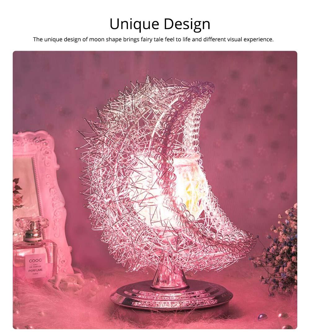 Fragrance Lamp - Creative Moon Fragrance Lamp for Weddings Birthday 1