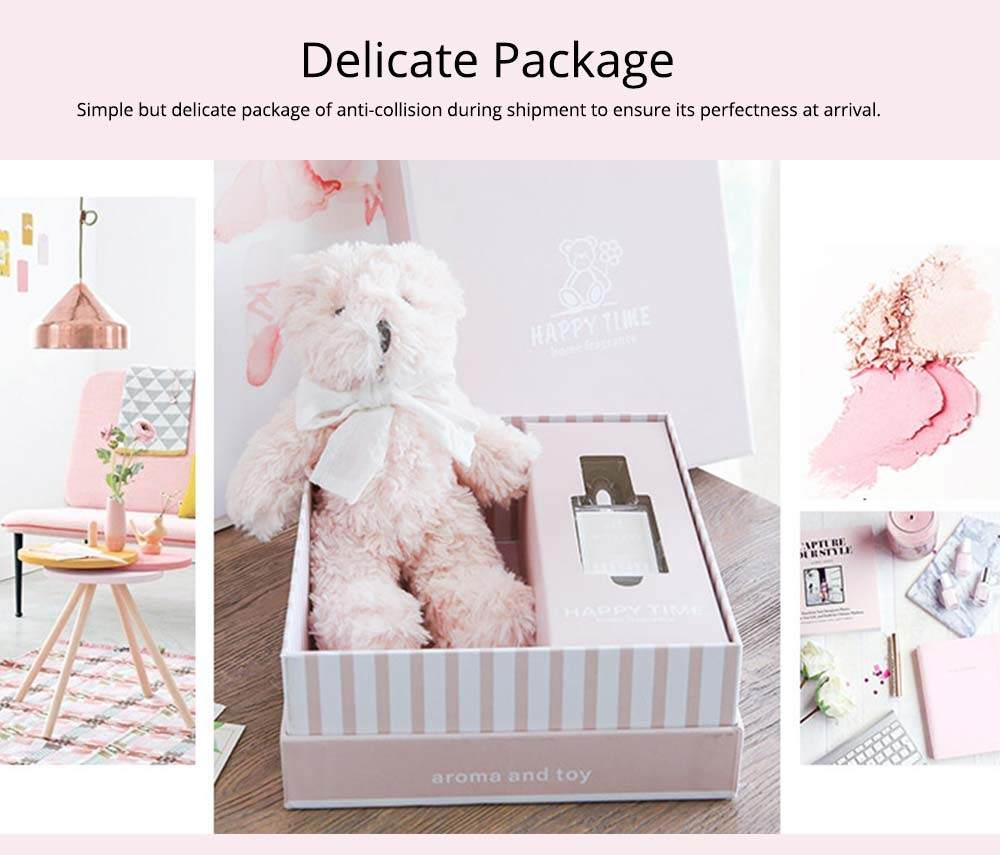 Romantic Gift Fragrance Anna Bear Baby for Girlfriend Confidant, Creative Gift Box for Birthday 8