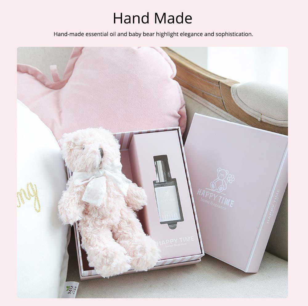 Romantic Gift Fragrance Anna Bear Baby for Girlfriend Confidant, Creative Gift Box for Birthday 9