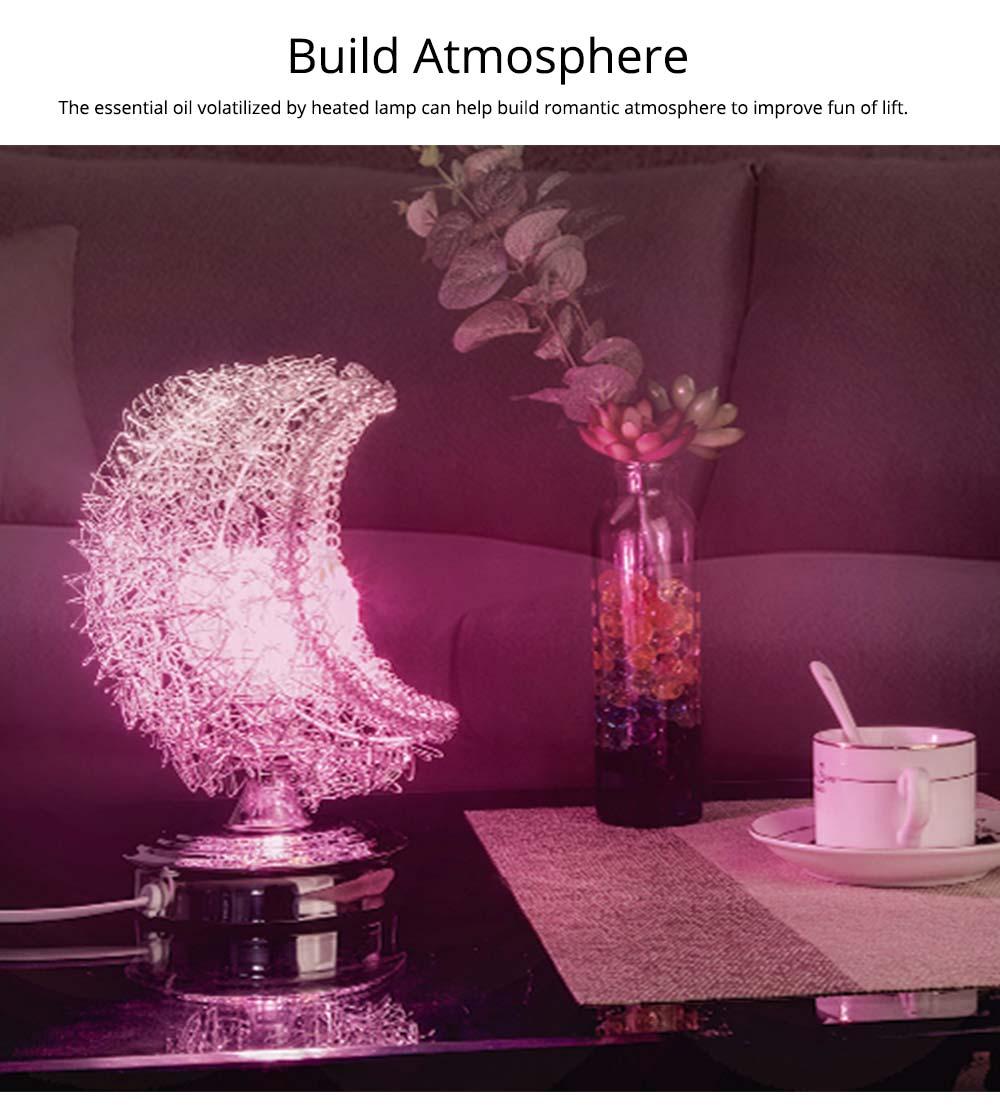 Fragrance Lamp - Creative Moon Fragrance Lamp for Weddings Birthday 4