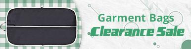 Garment Bags Clearance Sale
