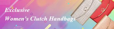 Exclusive Women's Clutch Handbags