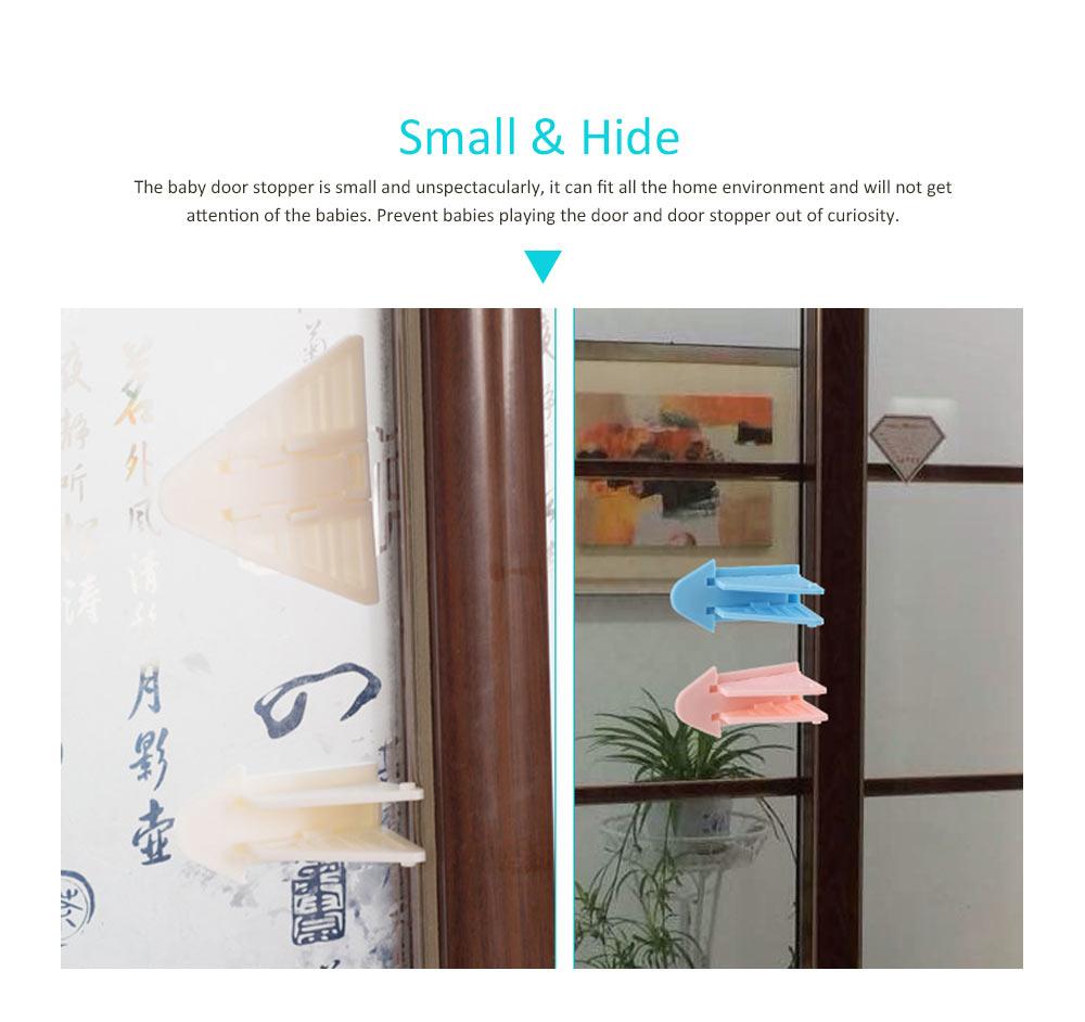Children Safety Lock for Sliding Door Push Window, Children's Articles Door and Window Stopper 13