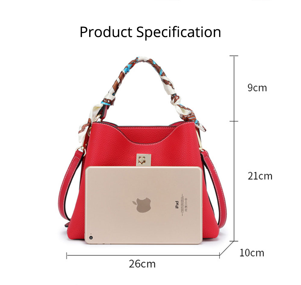 Ladies Shoulder Bags, Female Cross Body Handbags, Waterproof Luxury Fashion Leather Casual Bags 19
