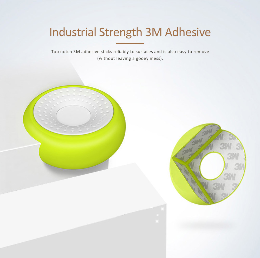 Desk Corner Protector with UFO Design, Silicone Anti-collision, Shockproof Thickened Protective Pad 12