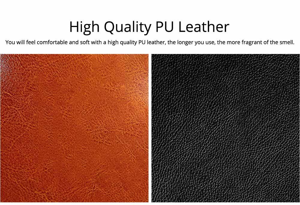 Women PU Leather Handbags, Waterproof Tote Bag for Ladies, Female Single Shoulder Crossbody Bags 1