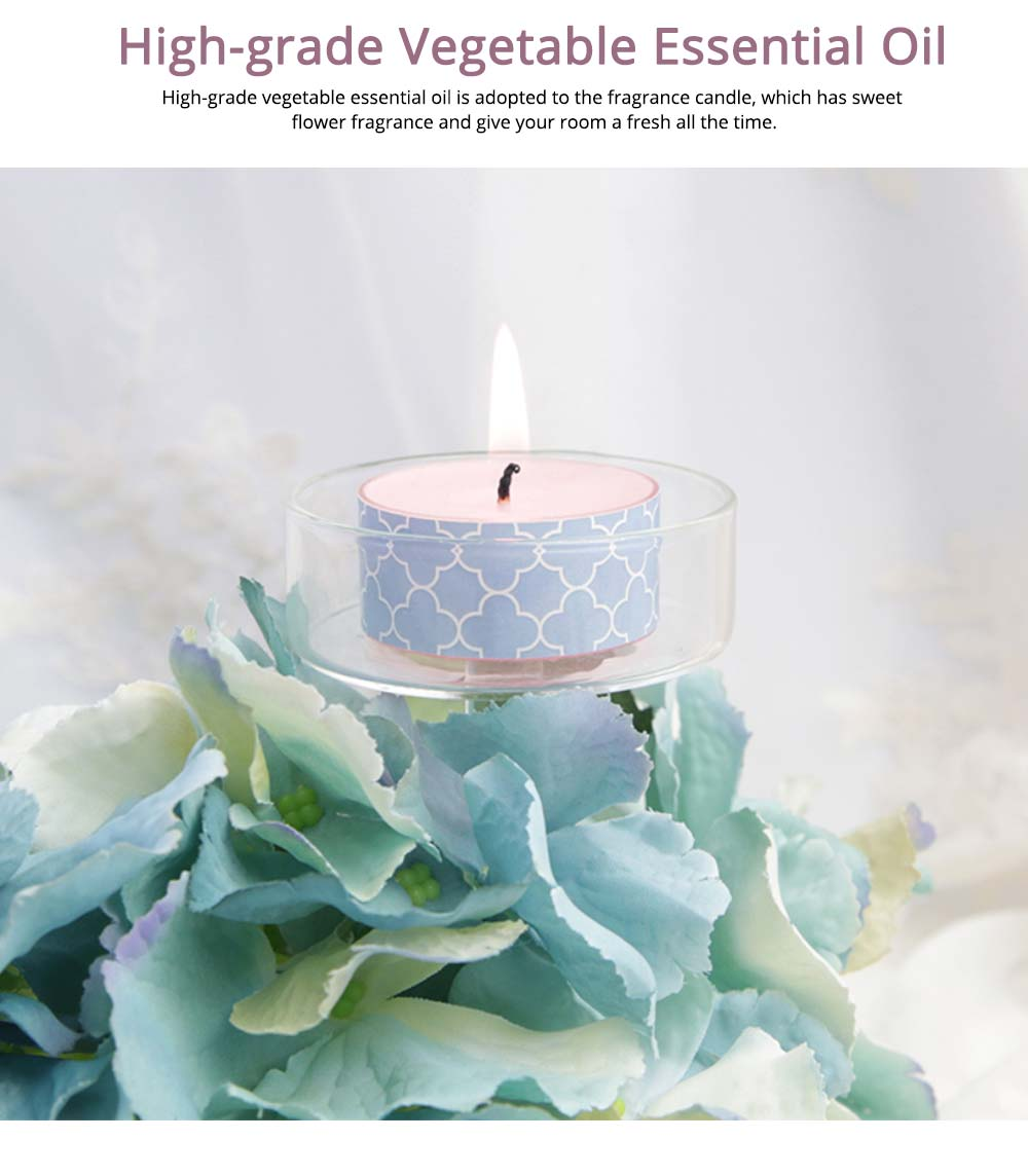 Creative Smokeless Fragrance Scented Candles 3PCS Set, Valentine's Day Christmas Present Gift Decorative Furnishing 2