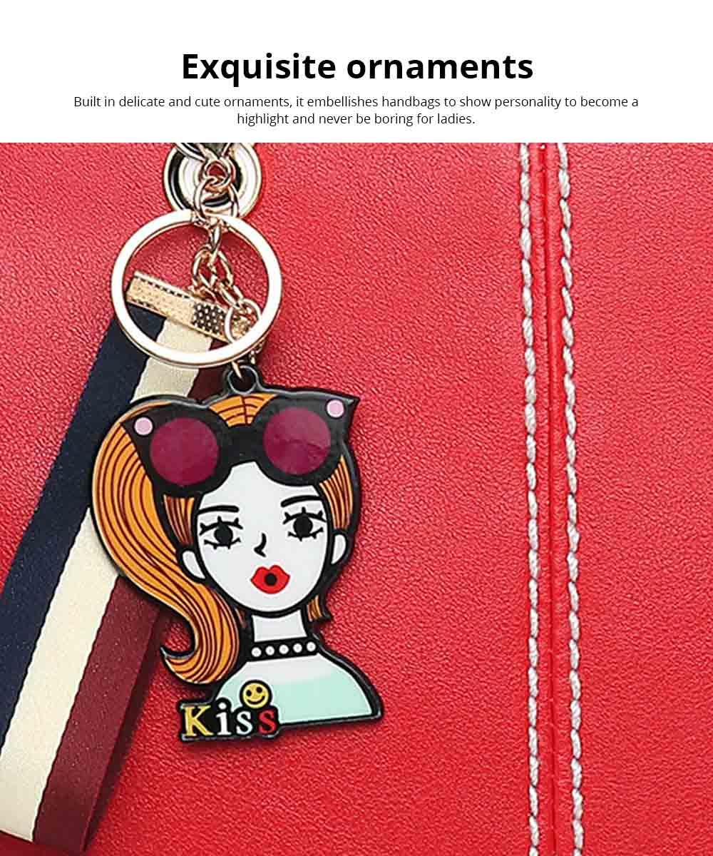 Sewing Bag Handles With High Quality Exquisite Metal Buckle, Simple Elegant One-shoulder Women's Handbag 3