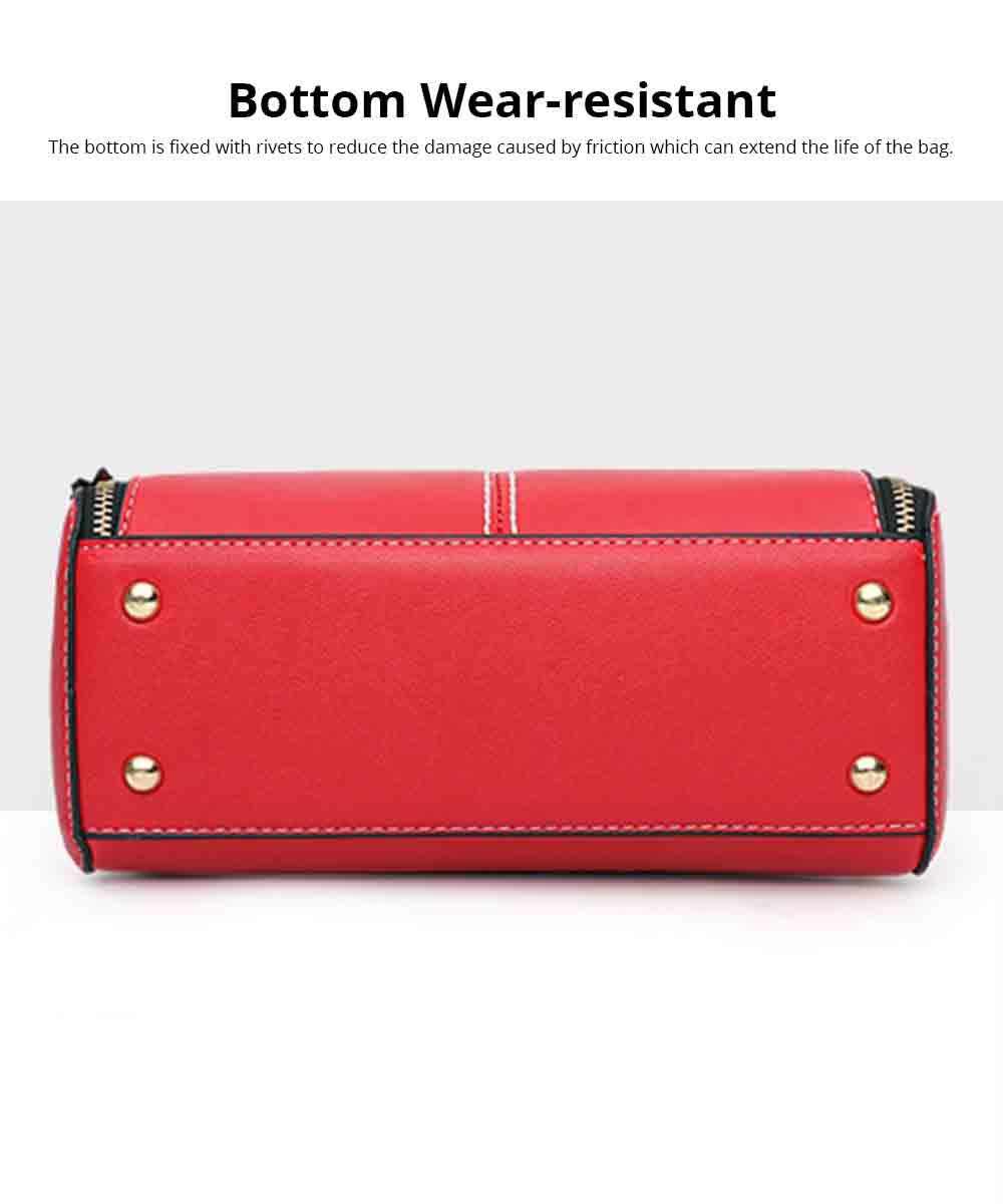 Sewing Bag Handles With High Quality Exquisite Metal Buckle, Simple Elegant One-shoulder Women's Handbag 6
