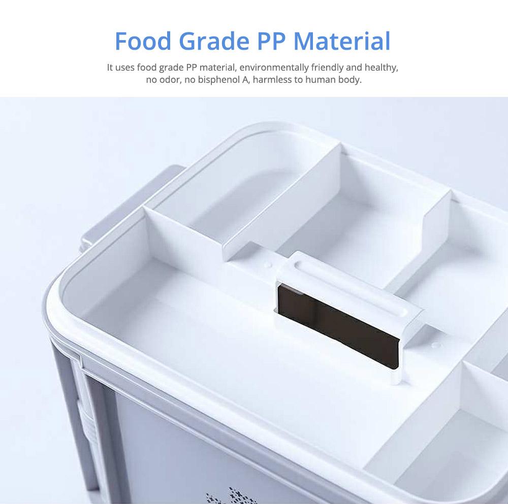 Portable Medicine Storage Case, Multi-layer Emergency Medicine Box for Home, Office, Dormitory Essentials 3