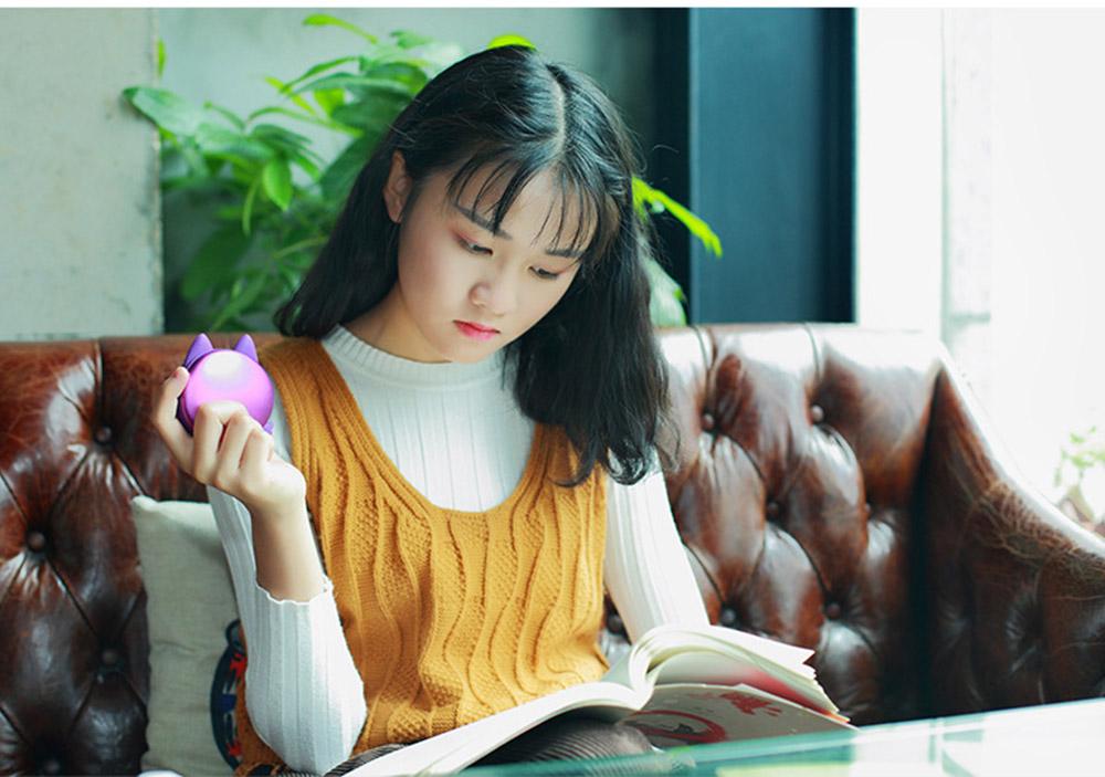 Multifunctional Power Bank Pocket Hand Warmer Heater, Breaking Proof, Cute Animal Shape 5