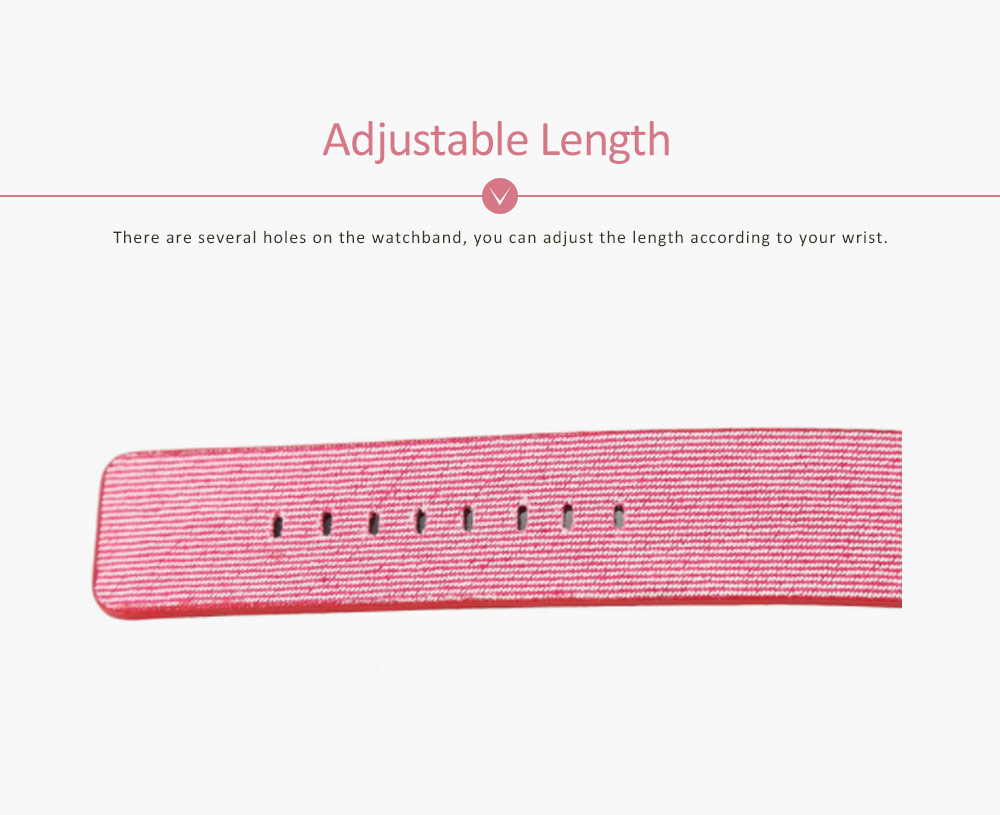 New Nylon Watchband for Apple Watch, Colorful Watch Strap, 38 & 42mm 2