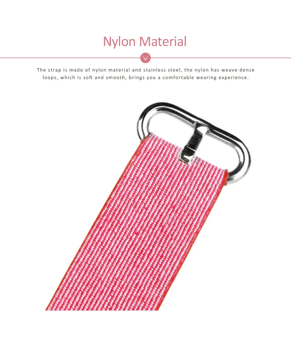 New Nylon Watchband for Apple Watch, Colorful Watch Strap, 38 & 42mm 1