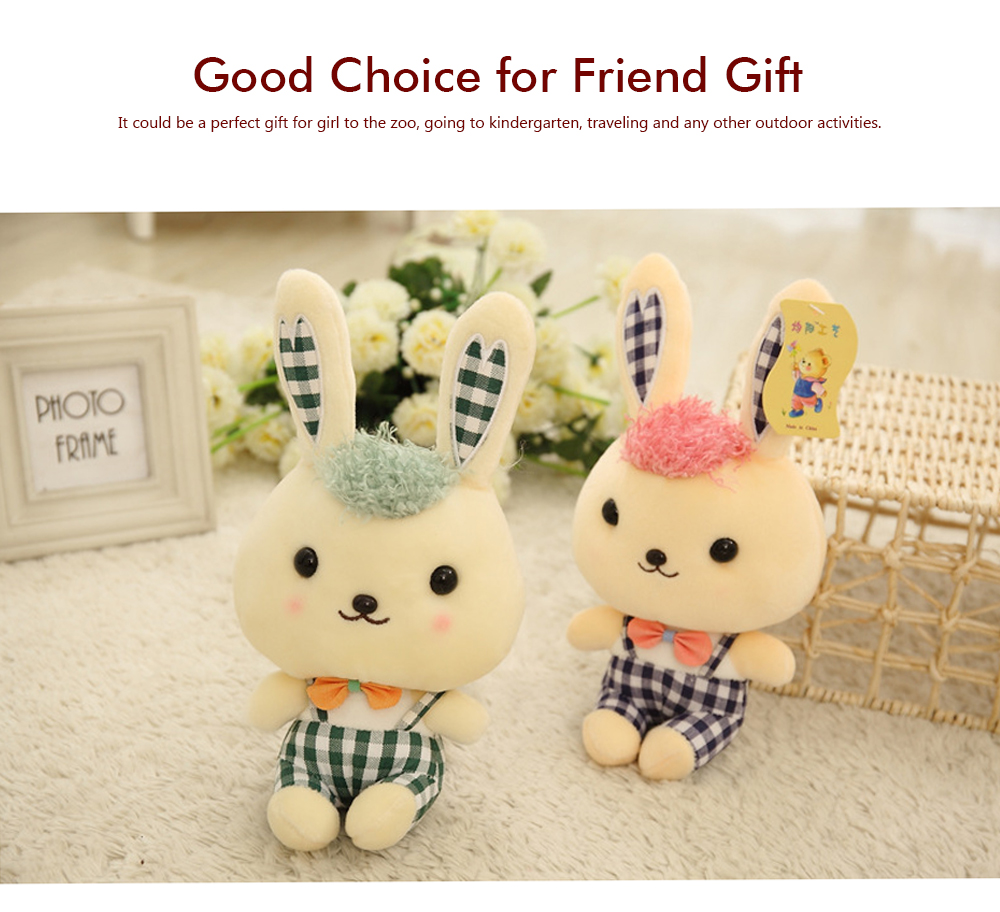 Bunny Plush Toy Grab Doll Machine Doll Cute Gege Rabbit Doll Festival Activities Gift 4