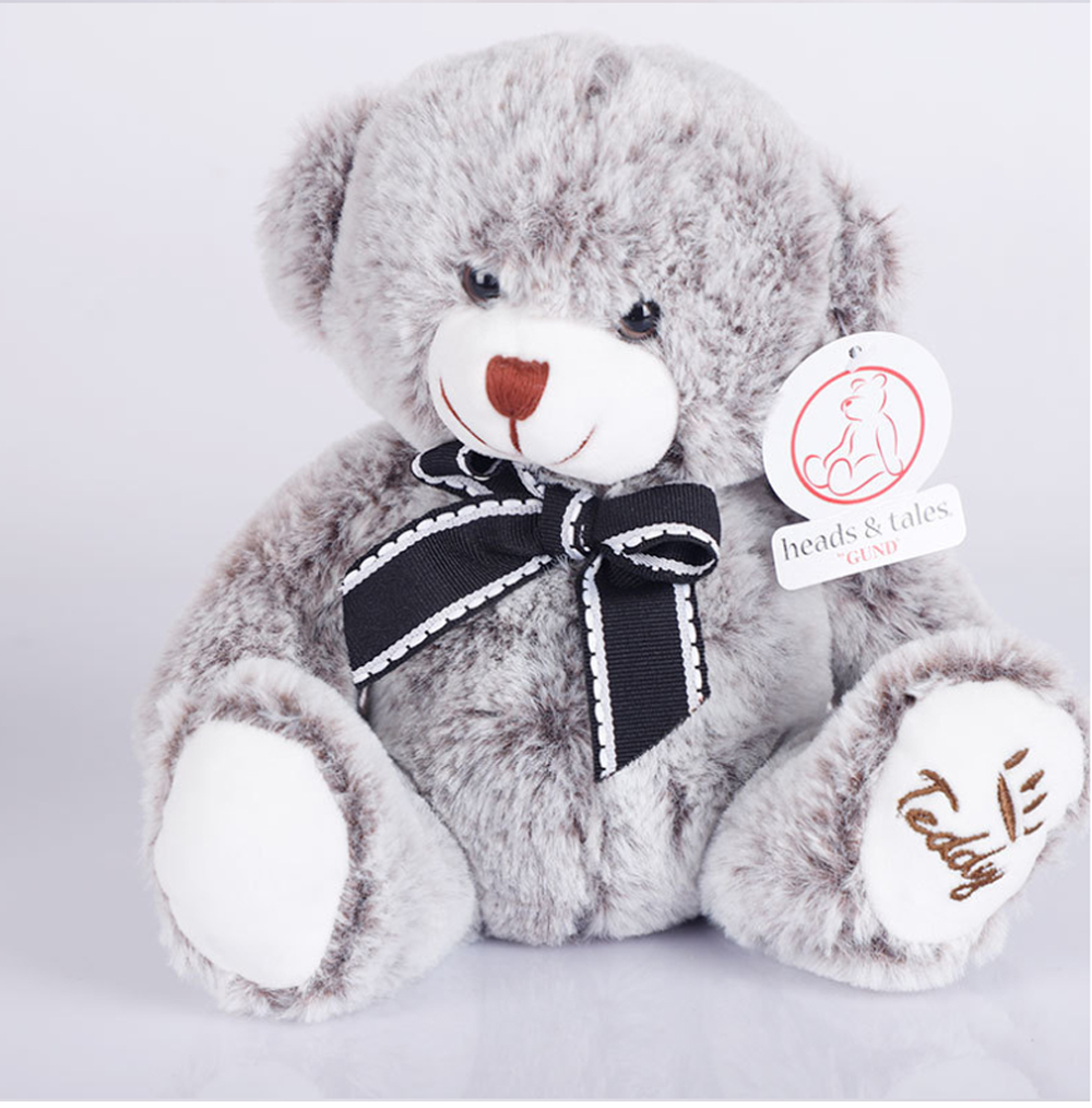 Bow Tie Bear Plush Toy, Grab Doll Machine Toys, Gifts for Decorating Housing and Cars 7