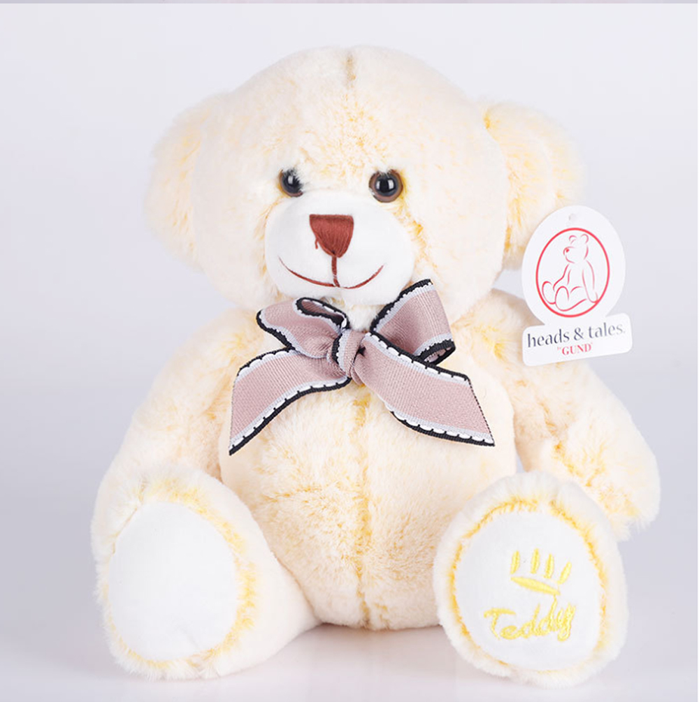 Bow Tie Bear Plush Toy, Grab Doll Machine Toys, Gifts for Decorating Housing and Cars 6