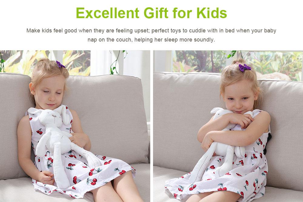 Long-legged Rabbit Sleeping Toys, Lovely Infant Baby Doll Bunny Toy for Kids 5