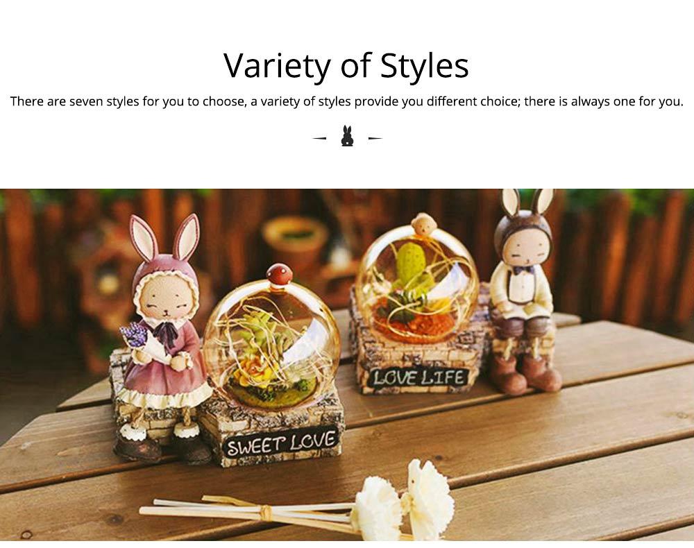 Creative Jenny Rabbit Toy Night Light, Decorative Table Lamp Birthday Gifts for Kids Baby Girls Boys 13