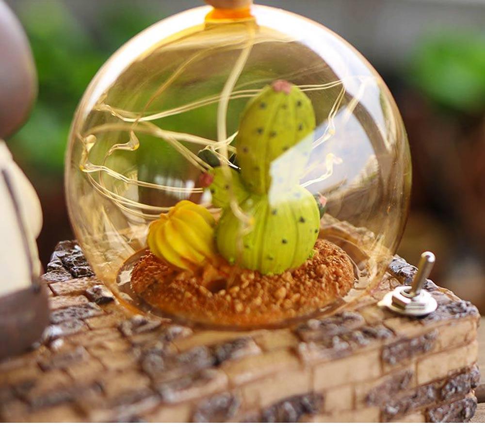 Creative Jenny Rabbit Toy Night Light, Decorative Table Lamp Birthday Gifts for Kids Baby Girls Boys 10